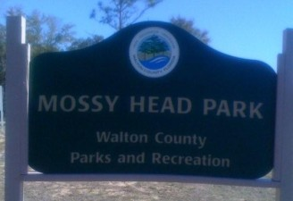 Welcome to Mossy Head, Florida.